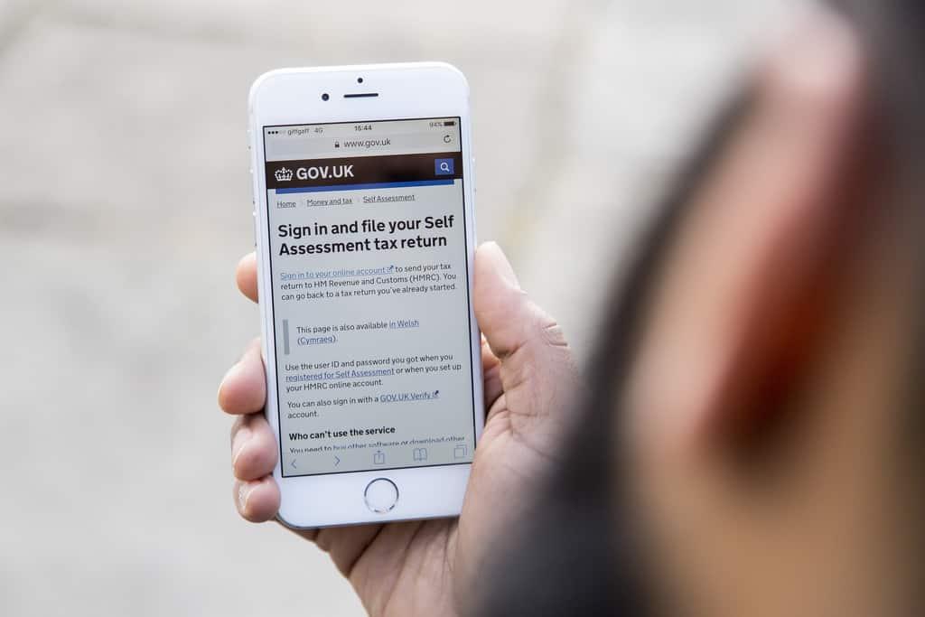 HMRC Online Down - GoSimpleTax