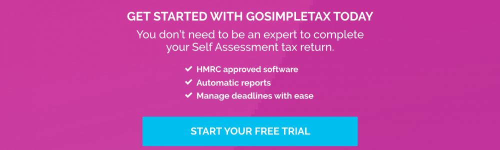 Get started with GoSimpleTax
